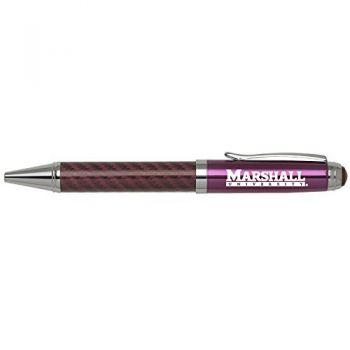 Marshall University -Carbon Fiber Mechanical Pencil-Pink