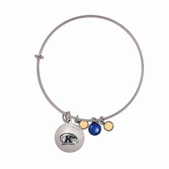 Kent State University-Frankie Tyler Charmed Bracelet