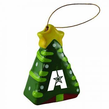 Louisiana State University of Alexandria-Christmas Tree Ornament