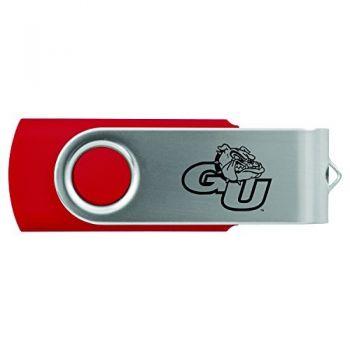 Gonzaga University -8GB 2.0 USB Flash Drive-Red