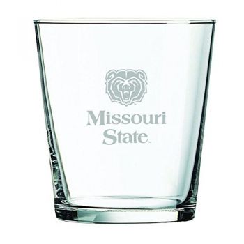 Missouri State University -13 oz. Rocks Glass
