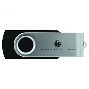 University of Central Florida -8GB 2.0 USB Flash Drive-Black