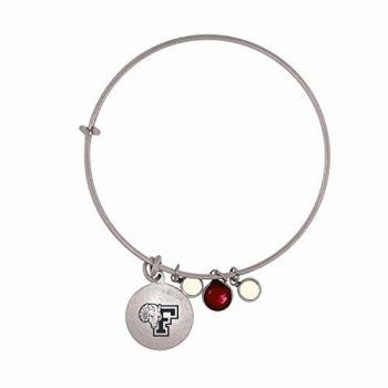 Fordham University-Frankie Tyler Charmed Bracelet