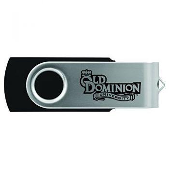 Old Dominion University -8GB 2.0 USB Flash Drive-Black