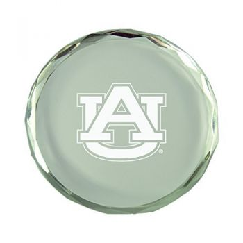 Auburn University-Crystal Paper Weight
