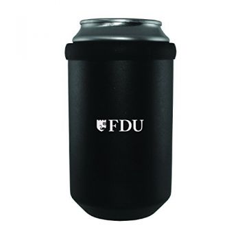 Fairleigh Dickinson University -Ultimate Tailgate Can Cooler-Black