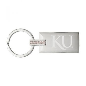 The University of Kansas-Jeweled Key Tag