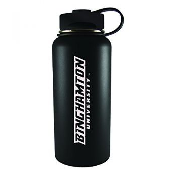 Binghamton University-32 oz. Travel Tumbler-Black