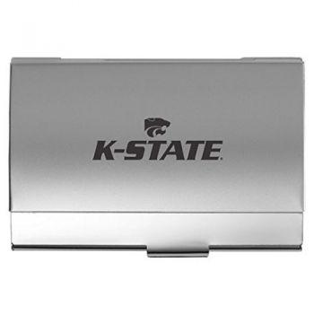 Kansas State Univsity - Pocket Business Card Holder