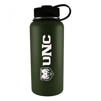 University of Northern Colorado -32 oz. Travel Tumbler-Gun Metal