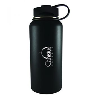 Canisus College -32 oz. Travel Tumbler-Black