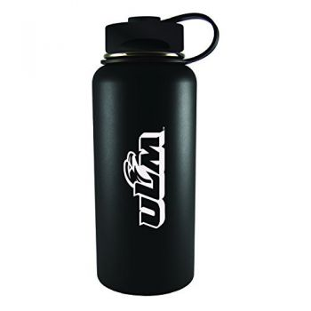 University of Louisiana at Monroe-32 oz. Travel Tumbler-Black