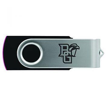 Bowling Green State University -8GB 2.0 USB Flash Drive-Black