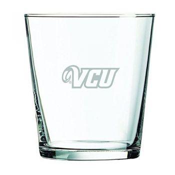 Virginia Commonwealth University-13 oz. Rocks Glass