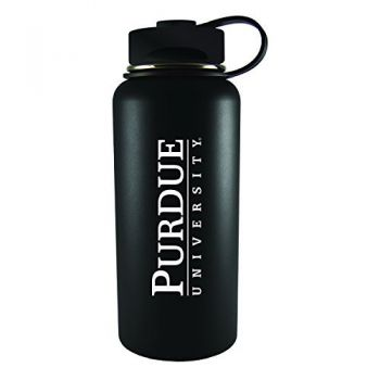 Purdue University -32 oz. Travel Tumbler-Black