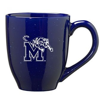 16 oz Ceramic Coffee Mug with Handle - Memphis Tigers