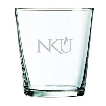 Northern Kentucky University -13 oz. Rocks Glass