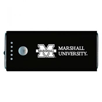 Marshall University -Portable Cell Phone 5200 mAh Power Bank Charger -Black