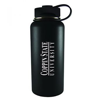 Coppin State University -32 oz. Travel Tumbler-Black