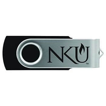 Northern Kentucky University -8GB 2.0 USB Flash Drive-Black