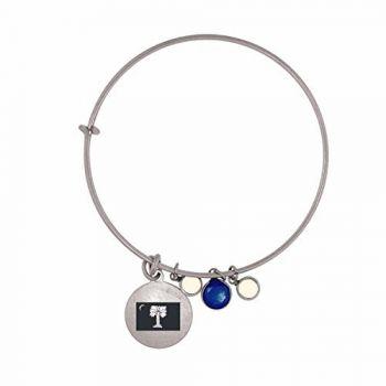 The Citadel-Frankie Tyler Charmed Bracelet