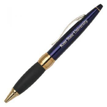 Kent State University - Twist Action Ballpoint Pen - Blue