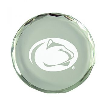 The Pennsylvania State University-Crystal Paper Weight