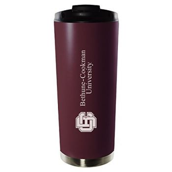 Bethune-16oz. Stainless Steel Vacuum Insulated Travel Mug Tumbler-Burgundy