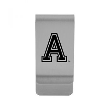 United States Military Academy|Money Clip with Contemporary Metals Finish|Solid Brass|High Tension Clip to Securely Hold Cash, Cards and ID's|Gold