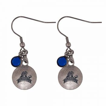 Lincoln University-Frankie Tyler Charmed Earrings