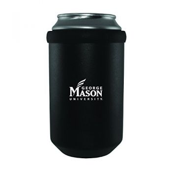 George Mason University -Ultimate Tailgate Can Cooler-Black