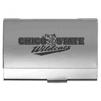 Cal State University Chico - Pocket Business Card Holder