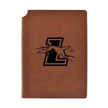 Loyola University Maryland Velour Journal with Pen Holder Carbon Etched Officially Licensed Collegiate Journal 