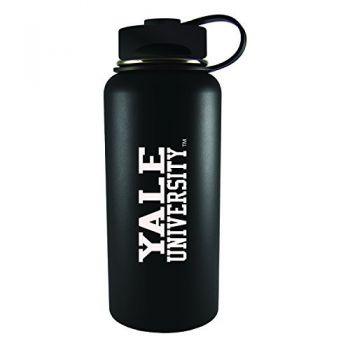 Yale University-32 oz. Travel Tumbler-Black