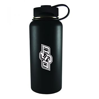 Oklahoma State University -32 oz. Travel Tumbler-Black
