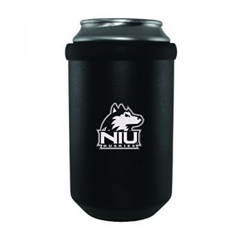 Northern Illinois University -Ultimate Tailgate Can Cooler-Black