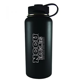 North Carolina Central University -32 oz. Travel Tumbler-Black