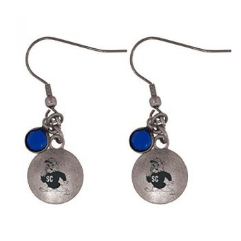 South Carolina State University-Frankie Tyler Charmed Earrings