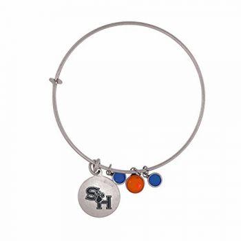 Sam Houston State University -Frankie Tyler Charmed Bracelet