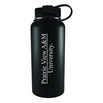 Prairie View A&M University -32 oz. Travel Tumbler-Black