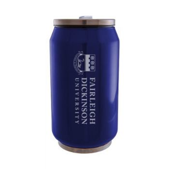 Fairleigh Dickinson University - Stainless Steel Tailgate Can - Blue