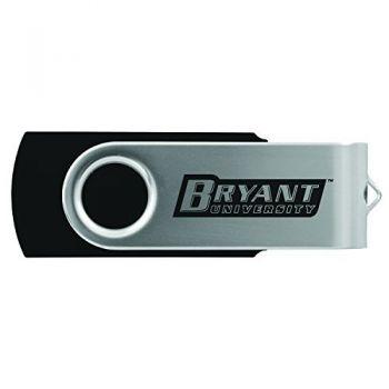 Bryant University -8GB 2.0 USB Flash Drive-Black