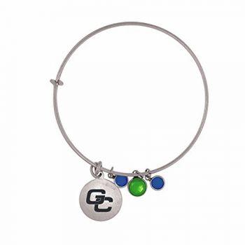 Georgia College-Frankie Tyler Charmed Bracelet