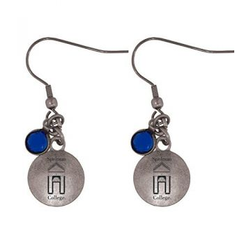 Spelman College-Frankie Tyler Charmed Earrings