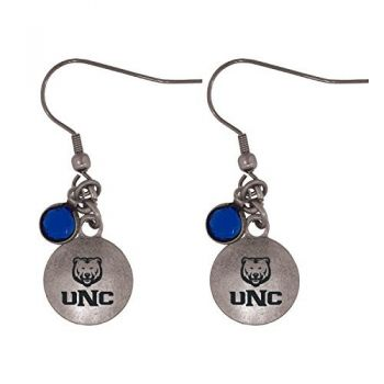 University of Northern Colorado-Frankie Tyler Charmed Earrings