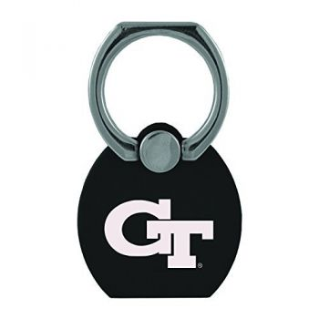 Georgia Institute of Technology|Multi-Functional Phone Stand Tech Ring|Black