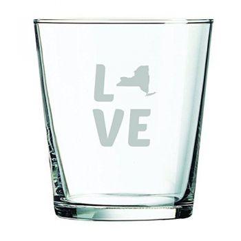 13 oz Cocktail Glass - New York Love - New York Love
