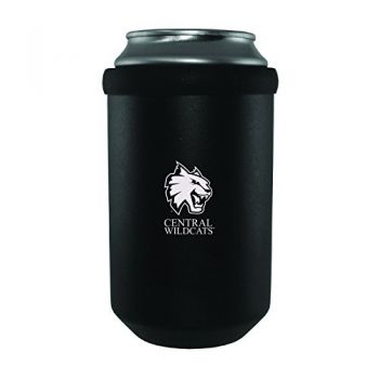 Central Washington University -Ultimate Tailgate Can Cooler-Black