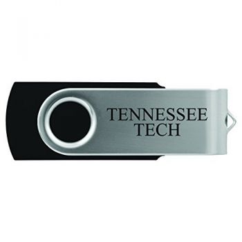 Tennessee Technological University -8GB 2.0 USB Flash Drive-Black