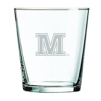 University of Maine-13 oz. Rocks Glass